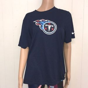 NFL Nike T-shirt size small Tennessee Titans